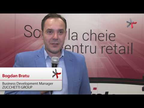Bogdan Bratu, Business Development Manager Zucchetti, la Intalnirea Partenerilor Magister 2016