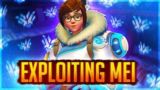 Why MEI is THE BEST Hero in Overwatch! Overwatch Educational Unranked to GM Part 2