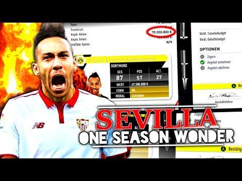 FIFA 17 : 300 MILLIONEN EURO TRANSFERS IN EINER SAISON !!! 💸😱😏 FC SEVILLA ONE SEASON WONDER #3