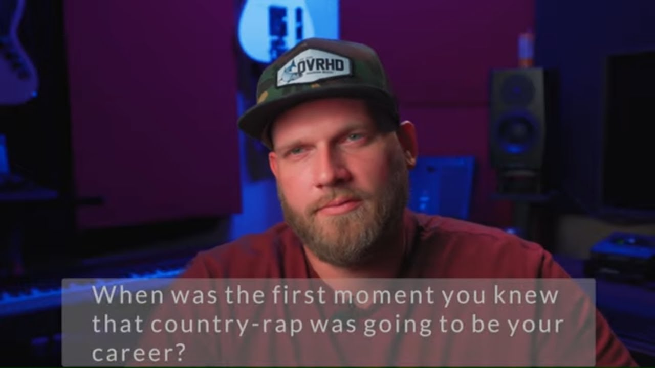 Country Rap News Interview's  Seth Anthony