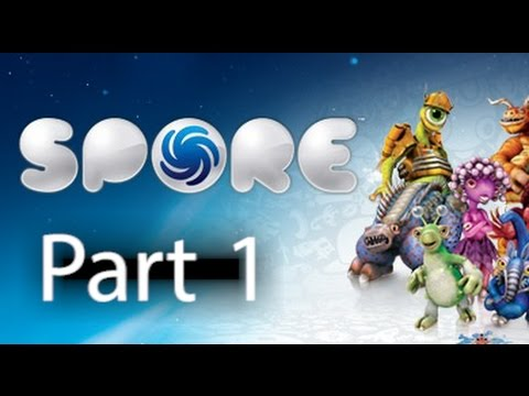 Being A Herbivore Is Easy | Spore Part 1