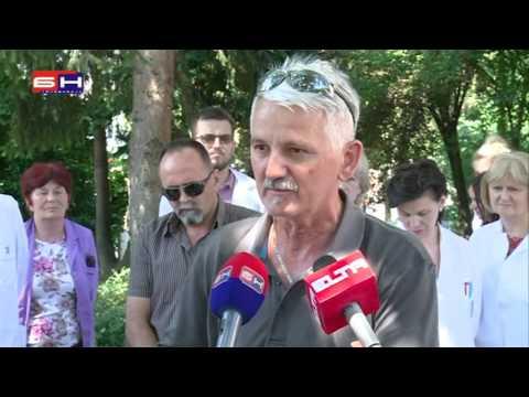 Dom Zdravlja Protest -Istocno Sarajevo