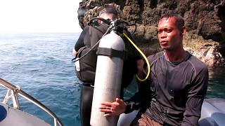 Четыре дня дайвинга // Дайвинг на Самуи // Diving Koh Tao// Часть 1