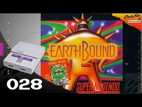EarthBound [028] SNES Longplay/Walkthrough/Playthrough (Part 1 of 2)