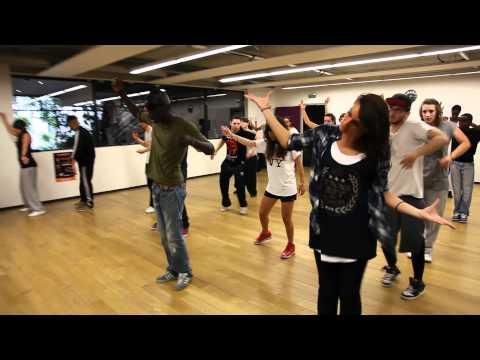 ICE CREAMZ   Stage de danse #1 avec Moos...