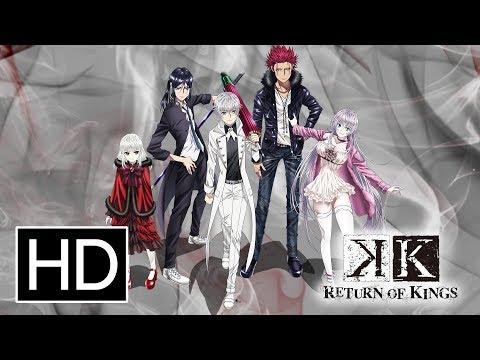 K;: Return of Kings - Official Trailer