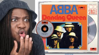FIRST TIME HEARING Abba - Dancing Queen (Official Video) REACTION
