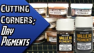 Cutting Corners - Hobby Series: Dry Pigments