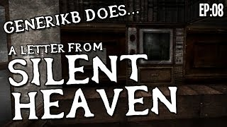 "Minecraft Adventure Map: A Letter From Silent Heaven Ep08 - ""Redrum! Redrum!"""