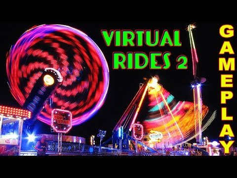 VIRTUAL RIDES 2 Gameplay PC HD 2014