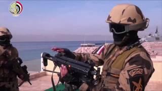 بالفيديو.. التدريب المصري الأردني