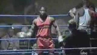 Boxeador estúpido