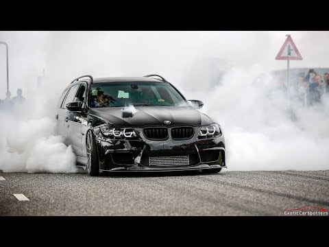 Supercars Accelerating - 900HP BMW 335i, Supercharged R8 V10 Plus, Aventador SV, 675LT, ...