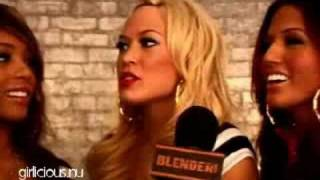 Girlicious Behind The Scenes At Blender Photoshoot