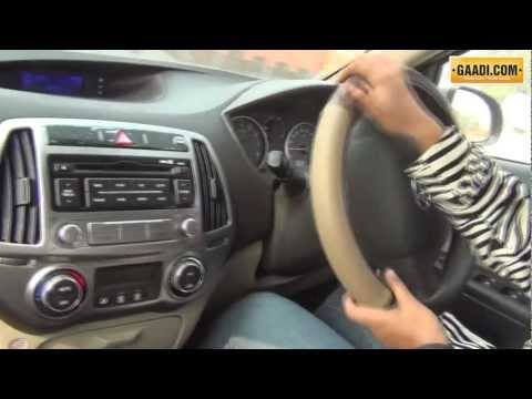 Hyundai i20 2012 facelift - Review