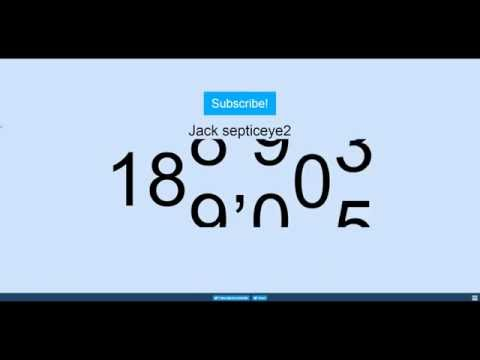 Live Sub Count Jack septiceye2 (2nd Channel PewDiePie)