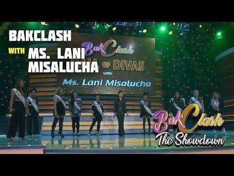BakClash: Hall of Divas with Ms. Lani Misalucha