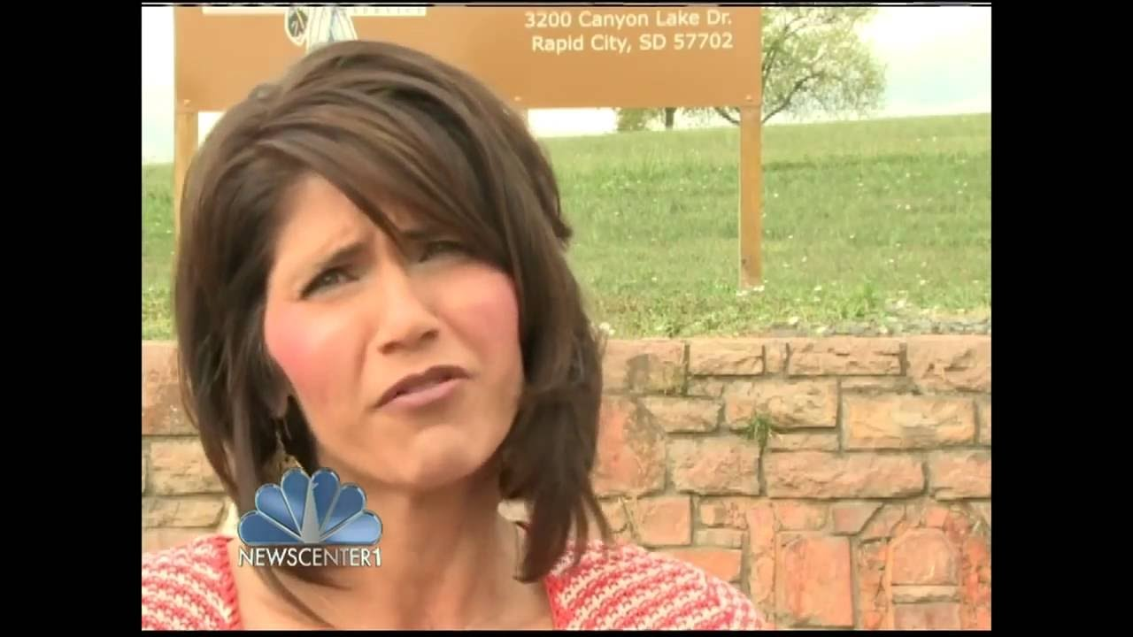 Noem Tours Sioux San Hospital Newscenter1 Youtube