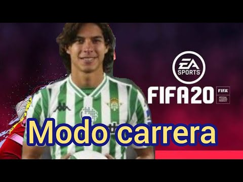 FIFA 20 | Modo Carrera Con Diego Lainez, Real Betis | Ever 4ver