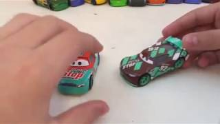 Disney Pixar cars 3 Sheldon Shifter Diecast review