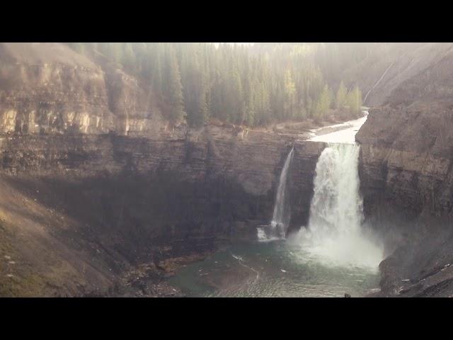 Ram Falls, Alberta