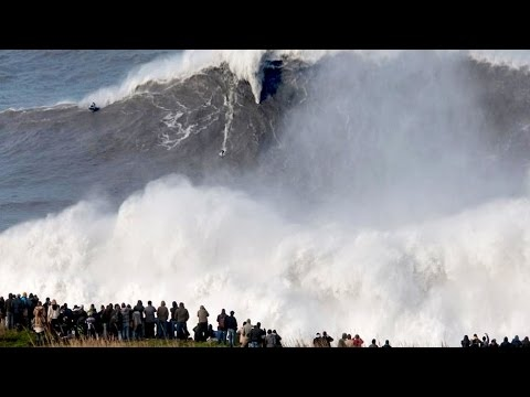 [ Mr One ] Top Biggest Waves Ever Surfed