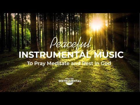 Я УХОЖУ В ГЛУБИНЫ БОГА Музыка для Молитвы Music For Prayer Hillsong