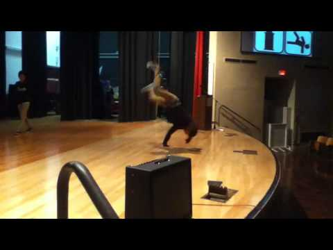 Kearny SCT Power of Passion Assembly : Knick Knack crew