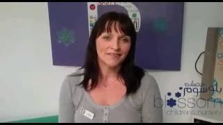 Chantal Ariends Blossom Burj nursery Dubai center director