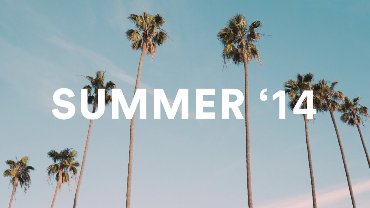 Download songs that bring you back to summer '14 ☀️