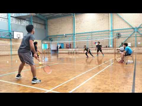 Badminton Perth western Australia