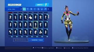 Skin Singularity (Drift Style) Dancing 125 Fortnite Gestures