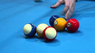 HOW TO SHOOT THE BUTTERFLY | Billiard Tutorials