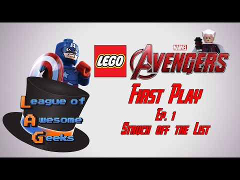 First Play - Ep. 1 - Struck off The List