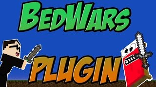BedWars Bukkit Plugin Minecraft 1.8 | 1.9 Spigot | German| | Tutorial |