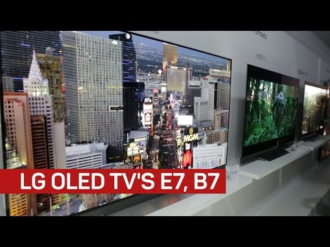 LG's other OLED TVs for the not-so-rich are still amazing