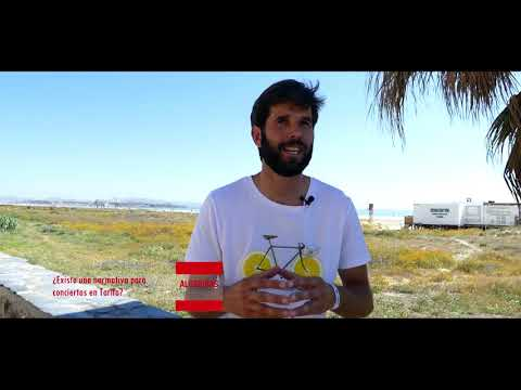 """Entrevista con el candidato por Tarifa de Andalucía por Sí  """"KIKI"""""""