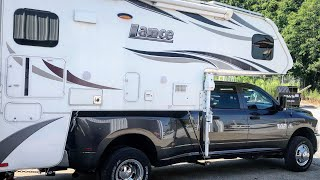 NEW Home Away From Home!!  Lance 975 Truck Camper.........GAME CHANGER!!