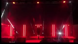 """Intro Agoney """"Freedom"""" en el concierto de Adeje"""