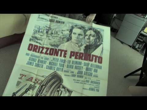 LOST HORIZON 1973 BURT BACHARACH a film by Cliff Carson