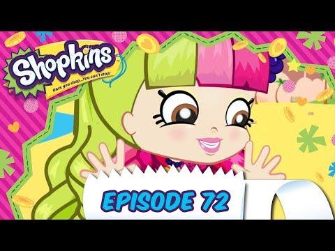 Shopkins Cartoon - Episode 72 - World Wide Vacation - Part 3 | Cartoons For Children