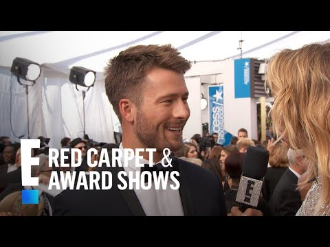 Glen Powell Hopes to Star in a Musical  E! Live from the Red Carpet
