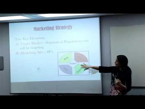 Seminar 1 - Business Planning & Marketing Analysis