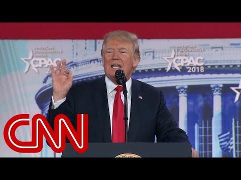 President Donald Trump speaks at CPAC - Dauer: 1 Stunde, 14 Minuten