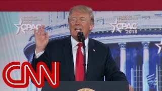 connectYoutube - President Donald Trump speaks at CPAC