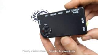 Adaptador Audio Doby Digital 7.1 USB 2.0 Toslink y 5 MiniJack distribuido por CABLEMATIC ®