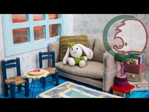 как сделать кукольный домик своими руками в домашних условиях фото