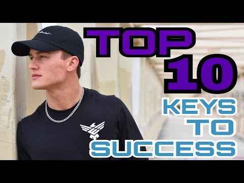 Top Ten Keys to Success