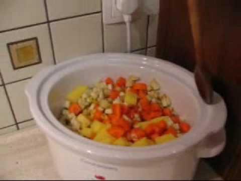 recept slow cooker