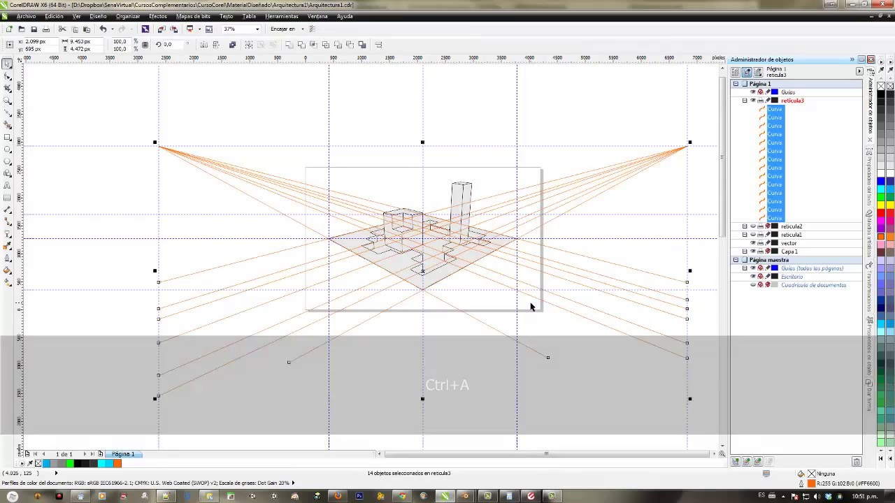 Coreldraw Mesh Tool Quick Tutorial Youtube - Www imagez co